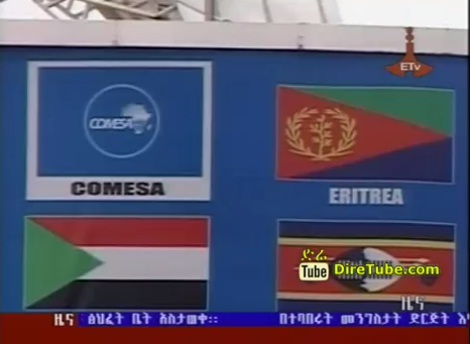 ETV 1PM Full Amharic News - Mar 17, 2012
