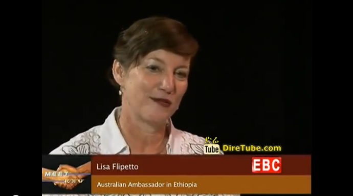 Interview with Australian Ambassador in Ethiopia