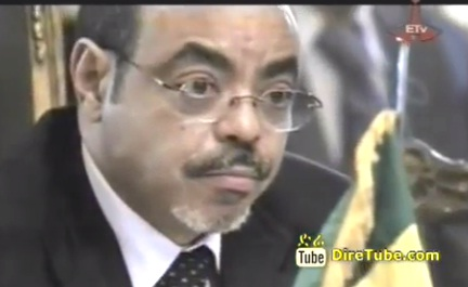 Oromiffa Song Dedicated to PM Meles Zenawi