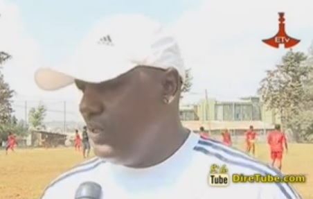 Preparation of Dedebit and Mekelakeya Fc for Sunday's International Game