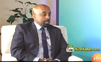 Helen Show - Interview with Yehayes Mekonnen, Financial Manager - Part 1