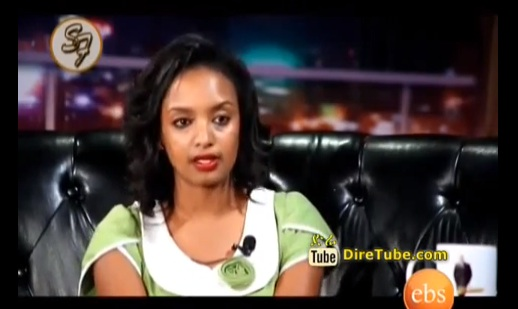 Seifu Fantahun Show - Meron Getnet Talks about Difret Movie and her Trip to Sundance Films