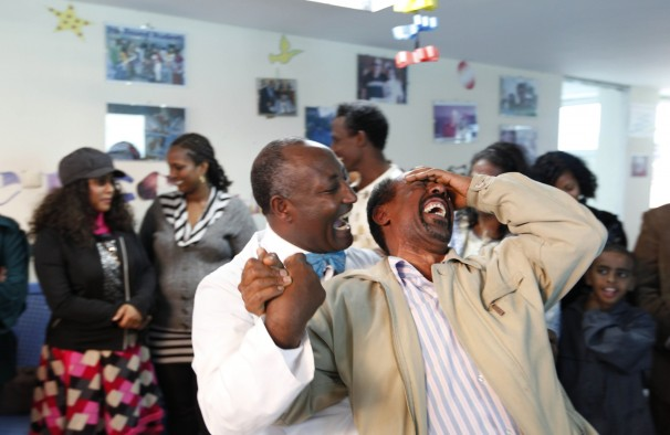Ethiopia celebrates national laughter day