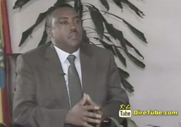 Interview with Minister of Education Demeke Mekonnen