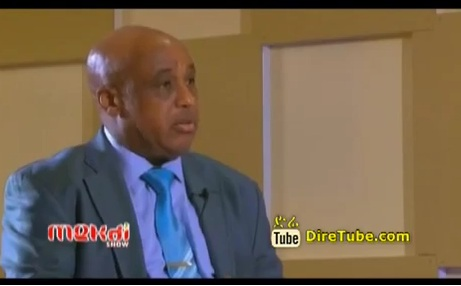 Mekdi Show - Interview with Zenawi Mesfin, The 1st Ethiopian Int'l Hotel Manager - Part 1