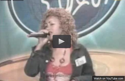 Vocal Contestant in Ethiopian Idols 2009
