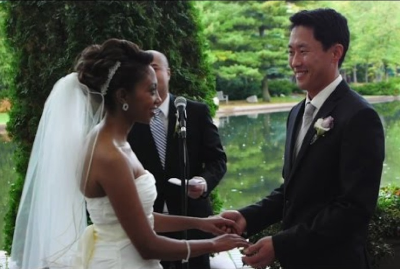 This is How South Korean and Ethiopian Wedding Look Like