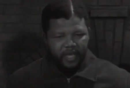 Mandela Received Weapons Training from Mossad Agents in Ethiopia