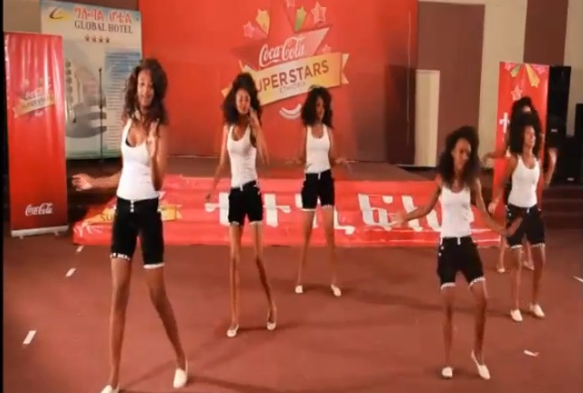 Shashe Renger Dance Crew - Top 10 Contestant