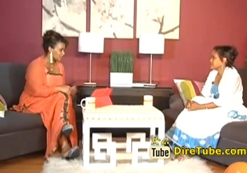 Intreview with  Poet Sosena Tadesse Part - 1