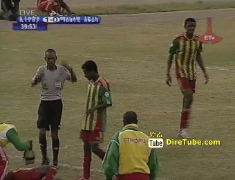 Ethiopia defeats Central Africa Republic 2-0 to go on top of Group A