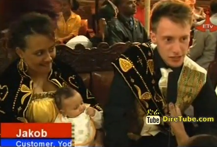 Celebrating Ethiopian New Year 2006 E.C