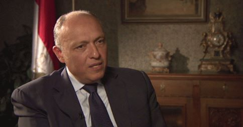 Shoukry to visit Ethiopia after Europe tour