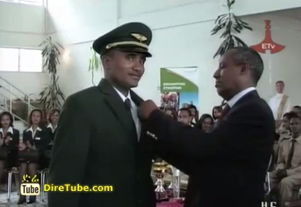 Ethiopian Airlines graduates 106 trainees