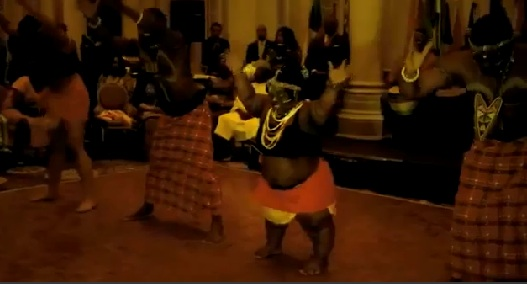 Celebrating 50 Years of African Unity with Dance Performances