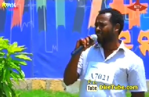 Birhanu Maleko Vocal Contestant Hawassa City