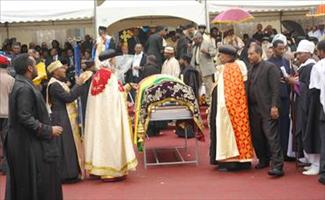 EOC Patriarch Laid to Rest - Full Funeral Ceremony