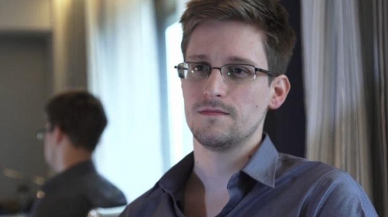 Speaks on Whistleblower Edward Snowden and Mordechai Vanunu