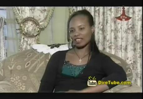 Nigist Fekadu An Entrepreneur