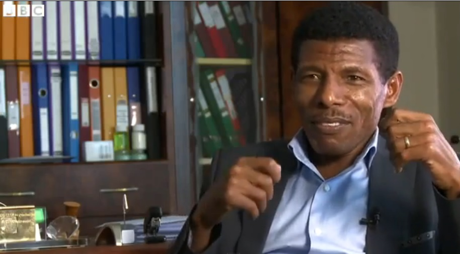 Haile Gebrselassie : Olympic Athlete to Property Mogul