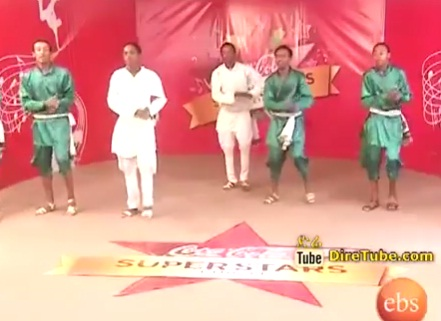 Ethiopiawinet Traditional Dance Group - 1st Round Episode 02
