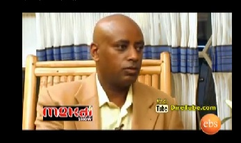 Mekdi Show - Interview with Hair Stylist Goliyad Mikeal - Part 2