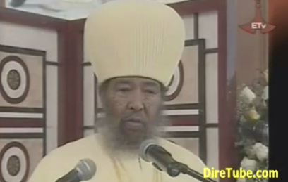 Ethiopian Patriarch Dies - Government Full Report