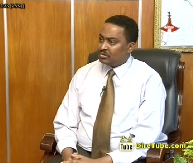 Meet Excellency Workneh Gebeyehu - Ministry of Transport  Part 1