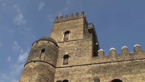 Visit the Gondar Castle
