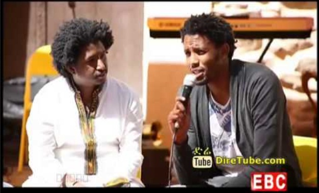 Interview with Asrat Megersa and Aynalem Hailu with Tewdros Bacha