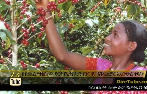 Ethiopia: Brazilian Drought Brewing Ethiopian Coffee Resurgence