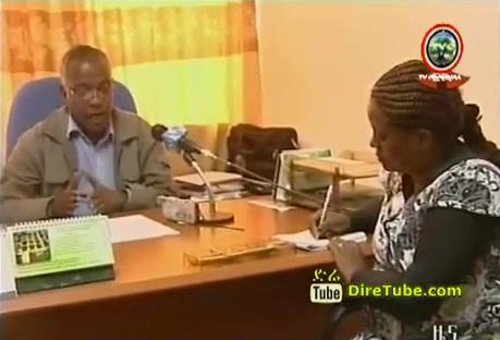 ETV 8PM Full Amharic News - Apr 29, 2012