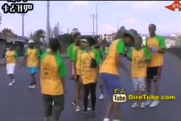 Great Ethiopian Run 2013