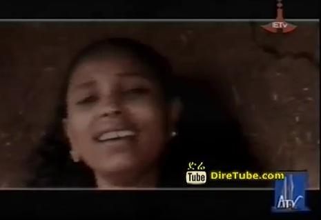 Selamnesh Zemne - Yegeter Lij [Traditional Amharic Music Video]