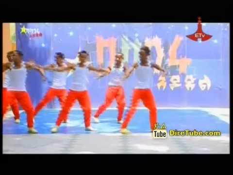 Black Diamond from Dire Dawa - Modern Dance Show