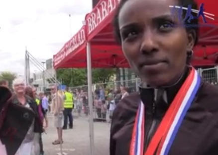 Tirunesh Dibaba Wins in Tilburg with Fourth-Fastest 10kM in History