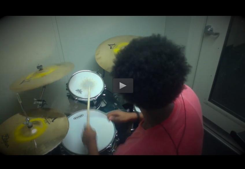 Beseba Dereja (Amazing Drum Cover)