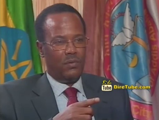 Interview with Addis Ababa City Mayor Kuma Demeksa on Current Issues - 1