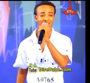 Destaw Adugna Vocal Contestant, Addis Ababa