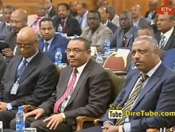 The Latest Amharic News Oct 17, 2013
