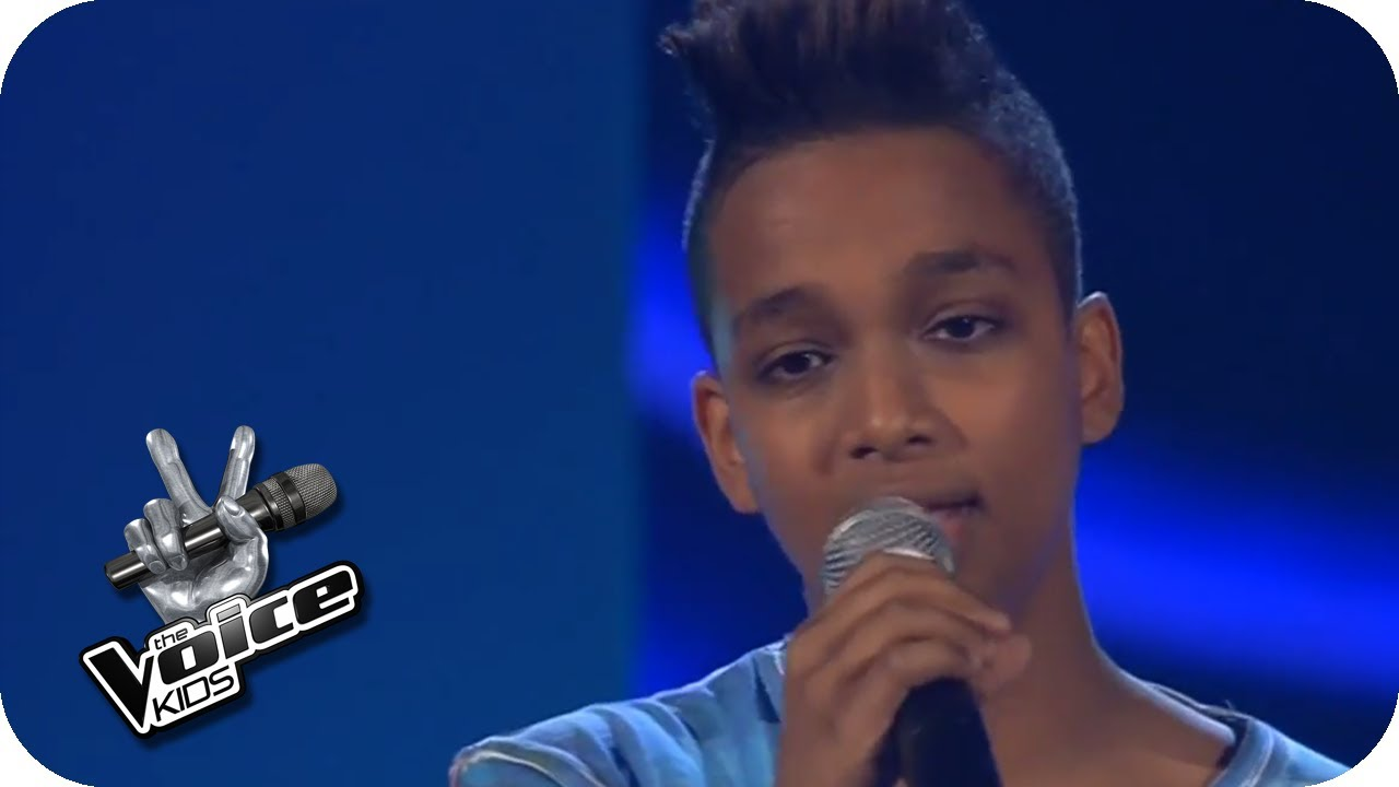 Danyiom Mesmer | Winner The Voice Kids 2014 Germany | Finale