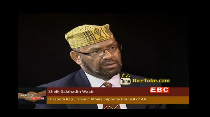 Interview with Sheilk Salahadin Wazir - Diaspora Rep