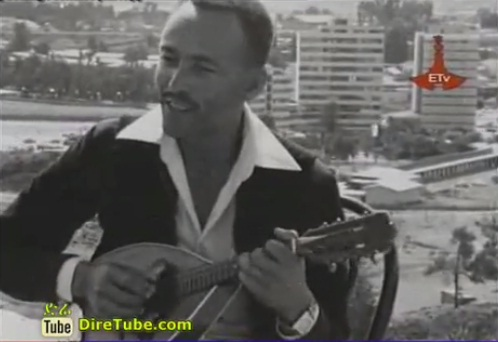 Timeless Ethiopian Oldies Music with Mandolin