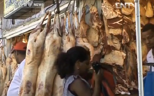 Eating Raw Meat a Norm in Ethiopia