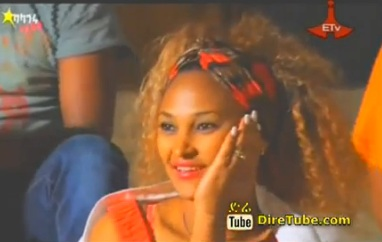 Aytenfesu Atilaw Dance Contestant From Harar