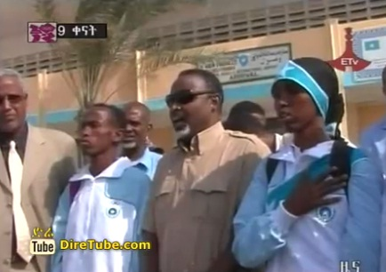 Ethiopian Sport - Somali sent two Athletes for London Olympic after 21 years