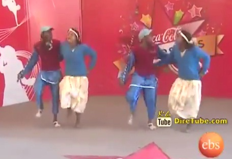 Mereb Traditional Dance Group - 1st Round Episode 02