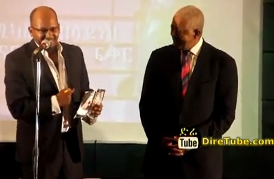 Artist Michael Belayeneh - Best Album of The Year 2013 Winner