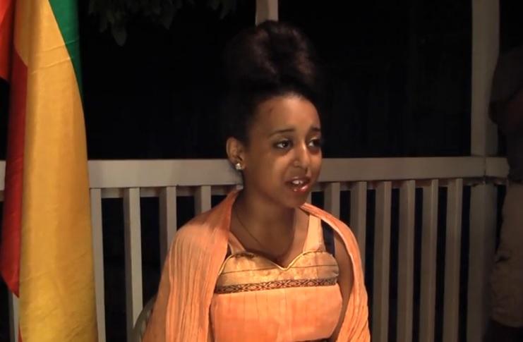 Lidya Alem - Emama Ethiopia - Amazing Ethiopian Girl
