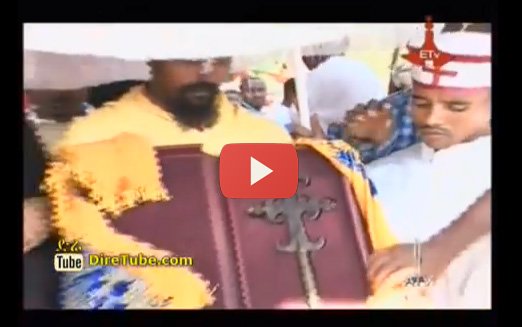 1500 years old stolen cross returned back to Tana Kirkos church